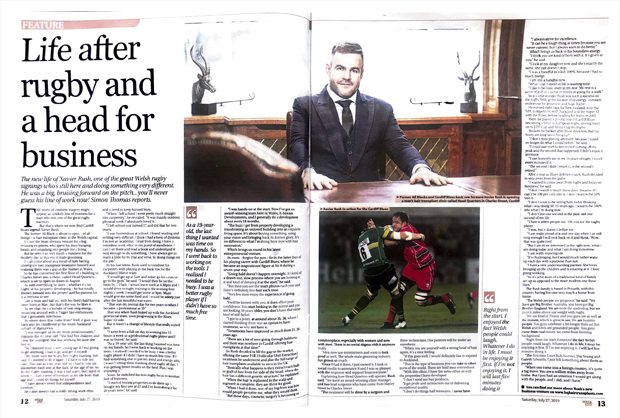 Western Mail Coverage